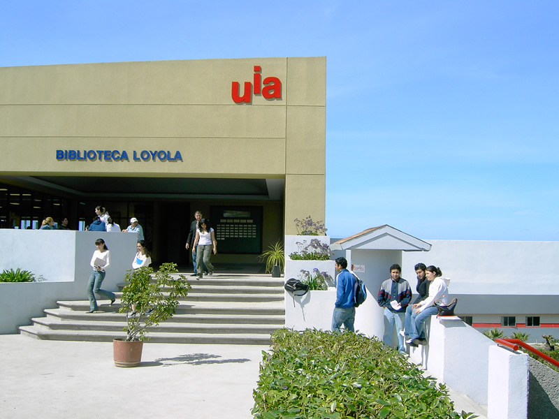 Library in Tijuana