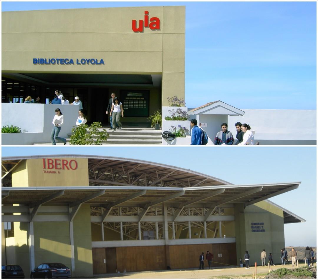 Loyola Library & Gymnasium