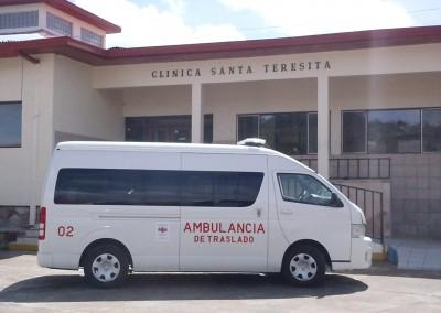 Tarahumara Hospital and Ambulance