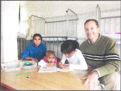 Fr. Miguel - Mission Director