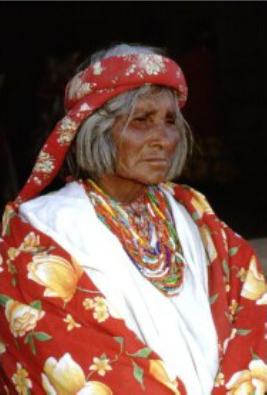 The Tarahumara people
