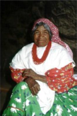 The Tarahumara people