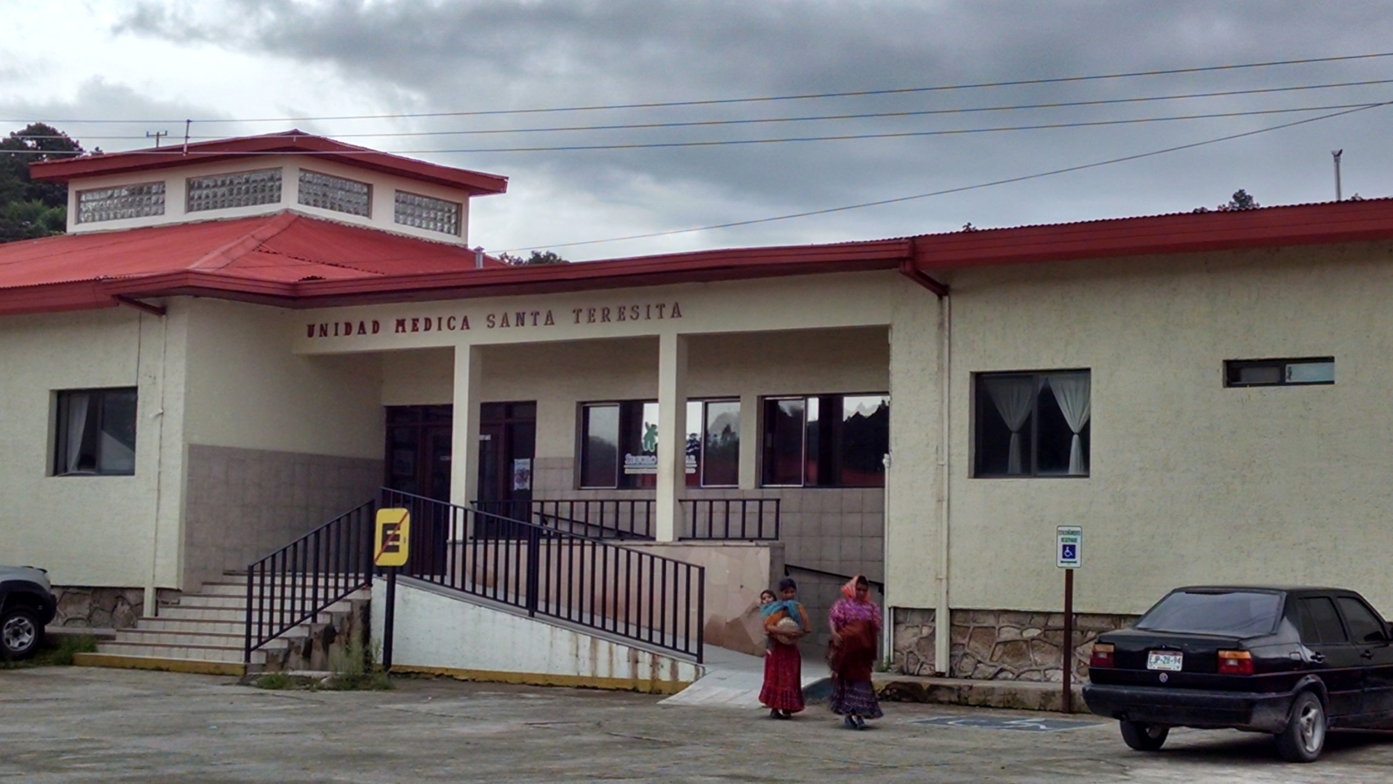 Tarahumara Children's Hospital