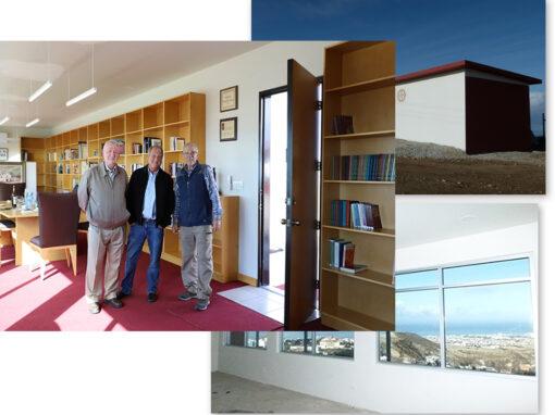 Fernando Consag, S.J. Reference Library